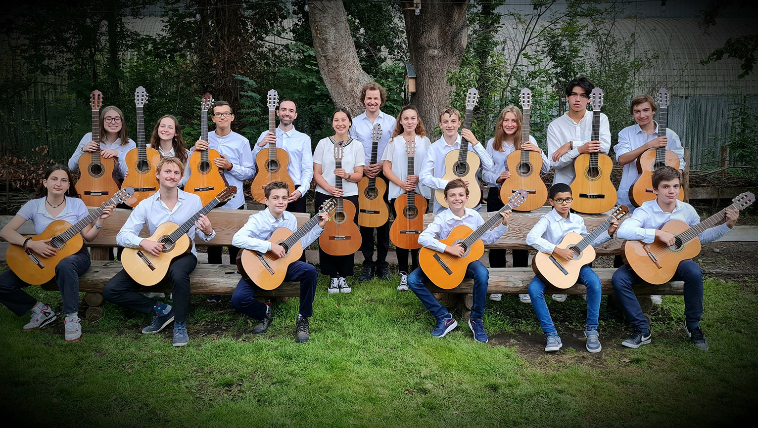 Ensemble de Guitares de l'Académie d'Uccle